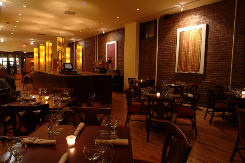 Dining Room at Mesob