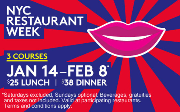 The Blue Collar Foodie Helps You Decide!  Restaurant Week 2013 Edition (1/2)