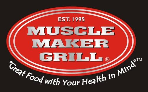 The Muscle Maker Grill Logo
