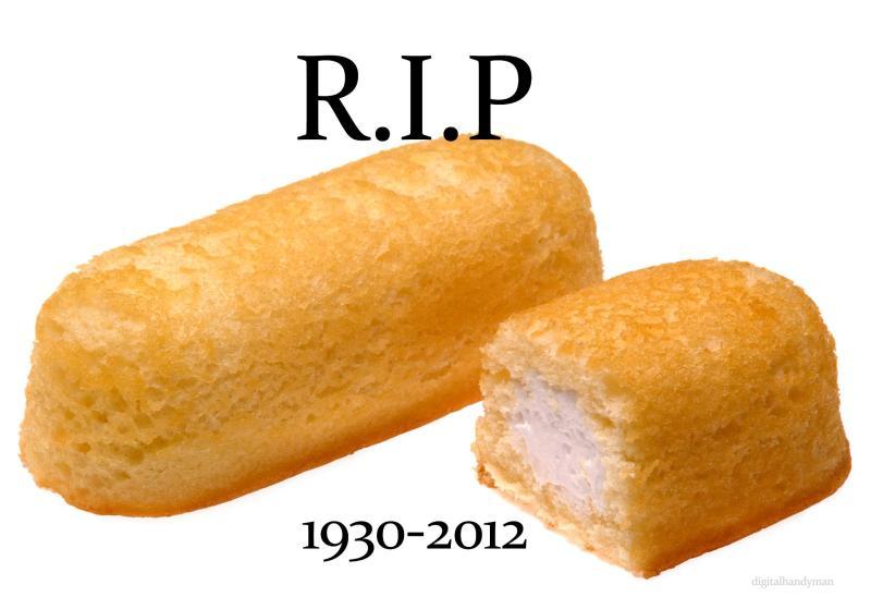 RIP TWINKIE