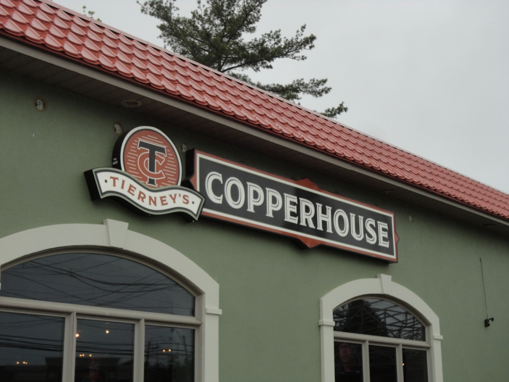 The Blue Collar Foodie Visits Tierney's CopperHouse in Fairfield, NJ  (2/6)
