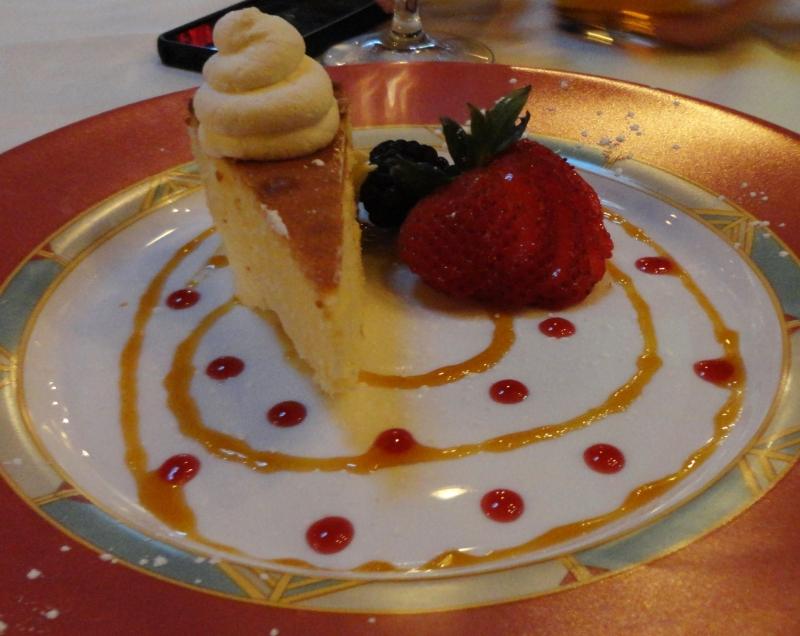 TC's Cheesecake