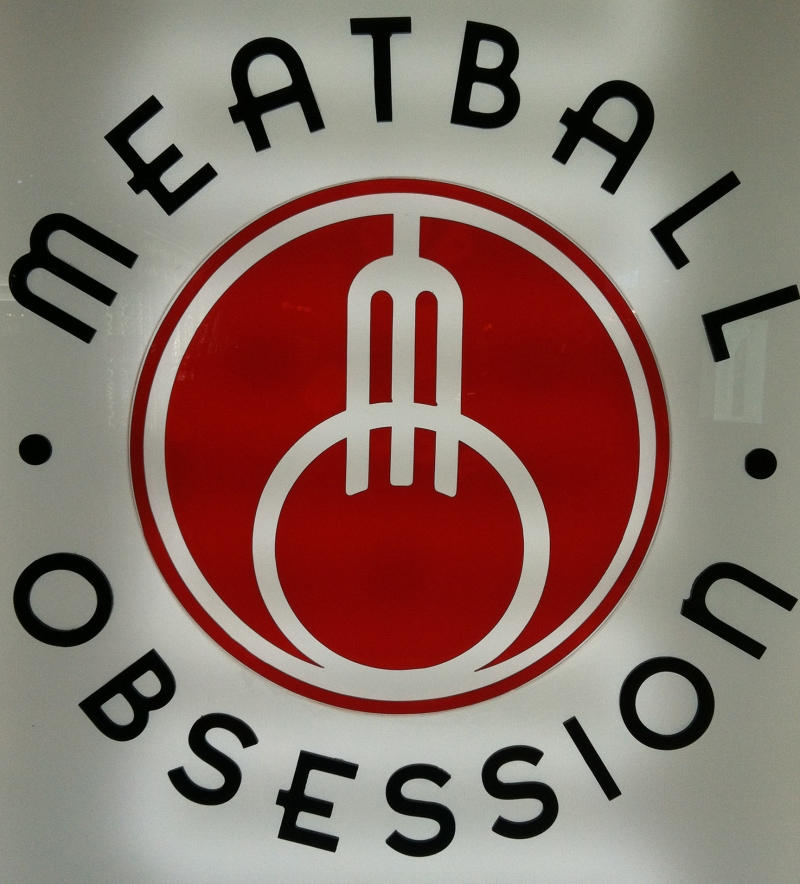 Meatball Obsession Logo