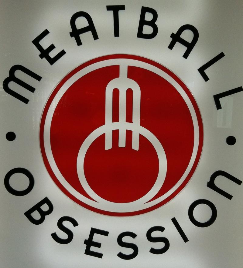 Meatball Obsession Logo