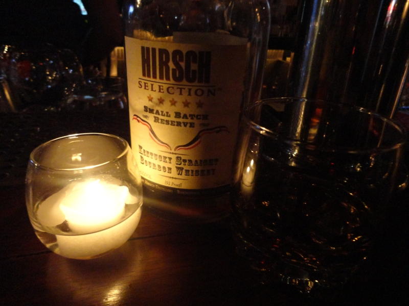 Hirsch Whiskey