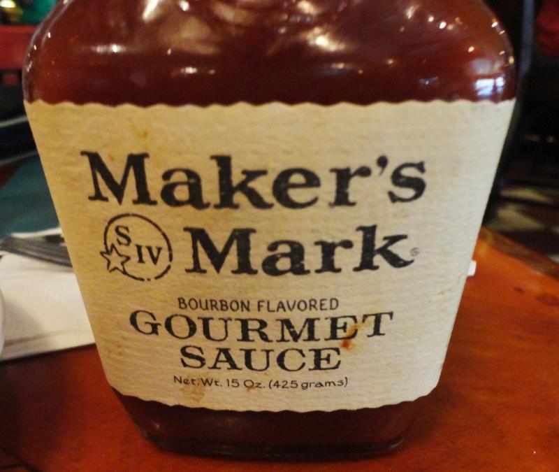 Maker's Mark Gourmet Sauce