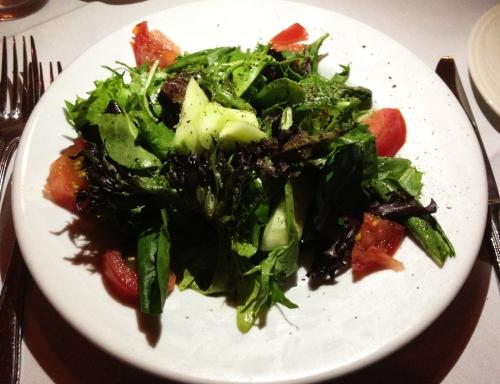 Pearl Restaurant Salad