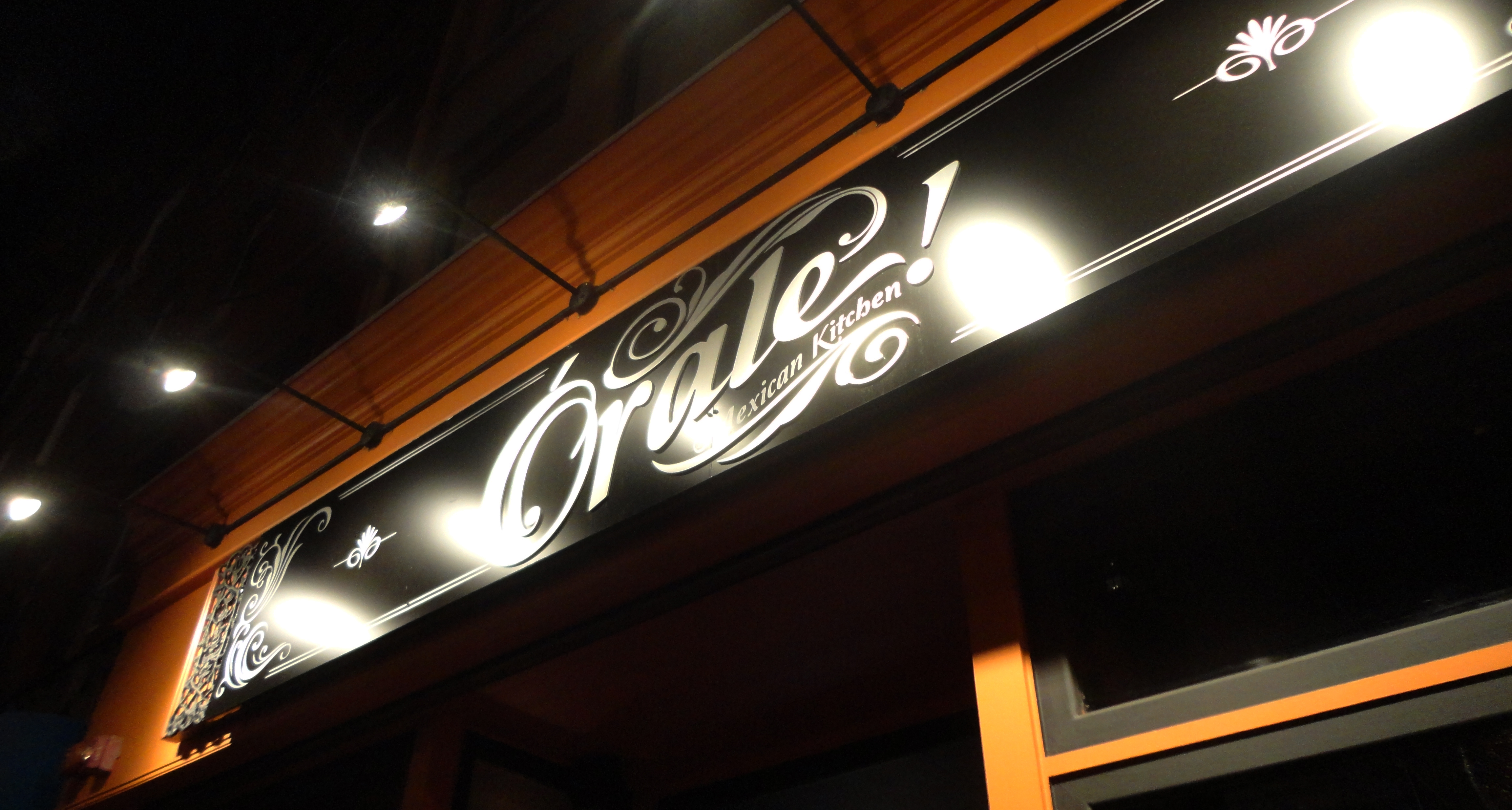 Orale Mexican Kitchen Makes The Blue Collar Foodie Say OMG ...