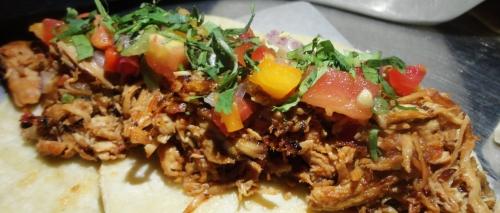 Orale Chicken Taco