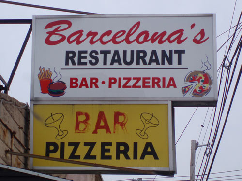 Barcelona's Restaurant and Bar