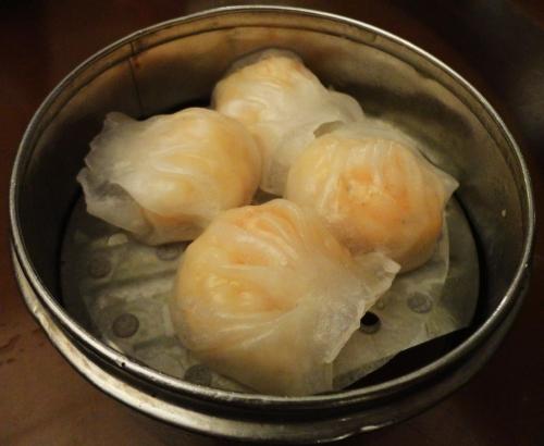Mystery Dumplings