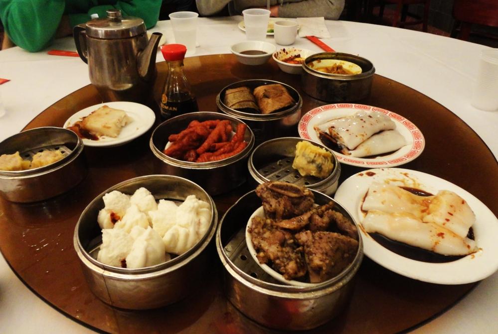 Noodle Chu + Dim Sum = One Happy Blue Collar Foodie (1/2)