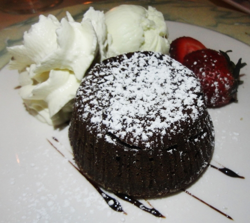 Tierney's Copperhouse Cake