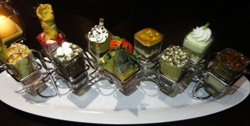 Seasons 52  Mini Indulgences