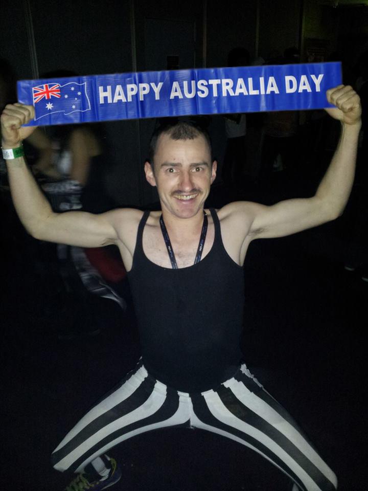 Aussie Greg