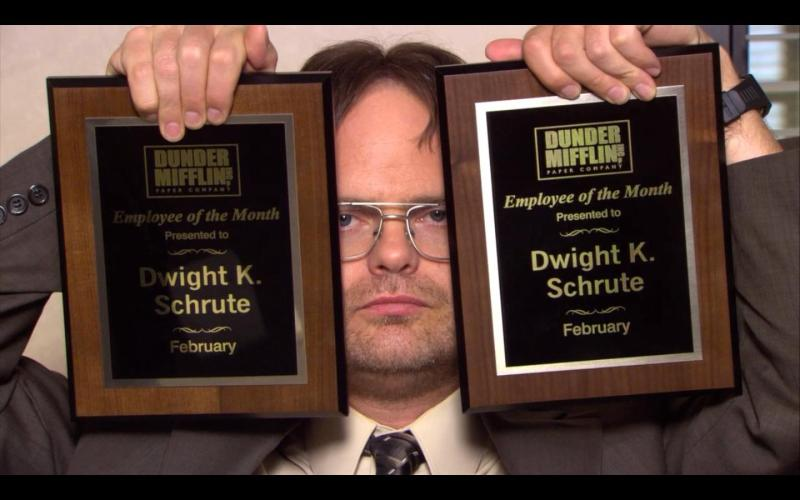 Dwight Awards