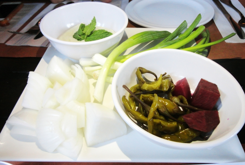 Lebanese Side Dishes