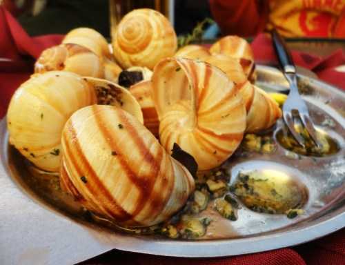 The Royal Warsaw Escargot
