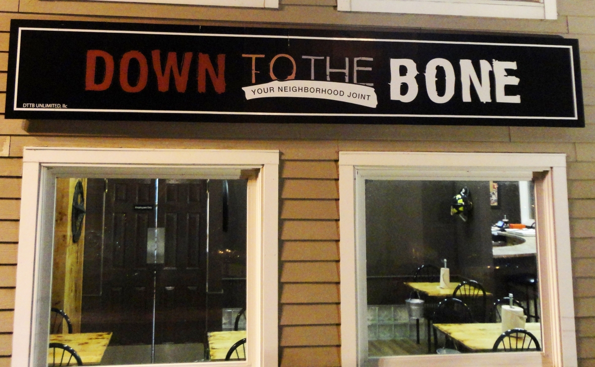 Welcome to Down To The Bone!