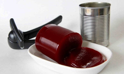 CANberry Sauce