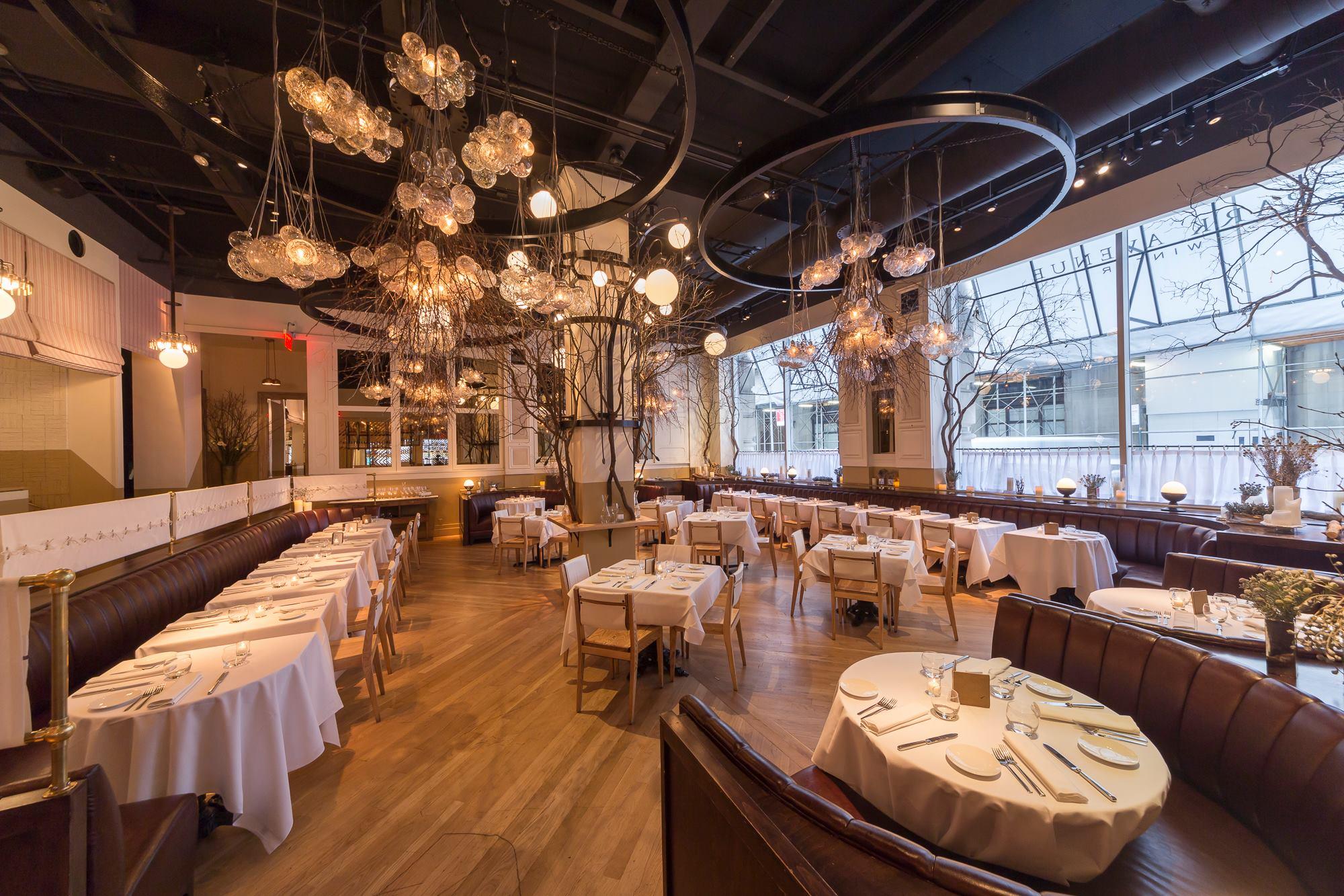 Park Avenue Winter Restaurant Nyc