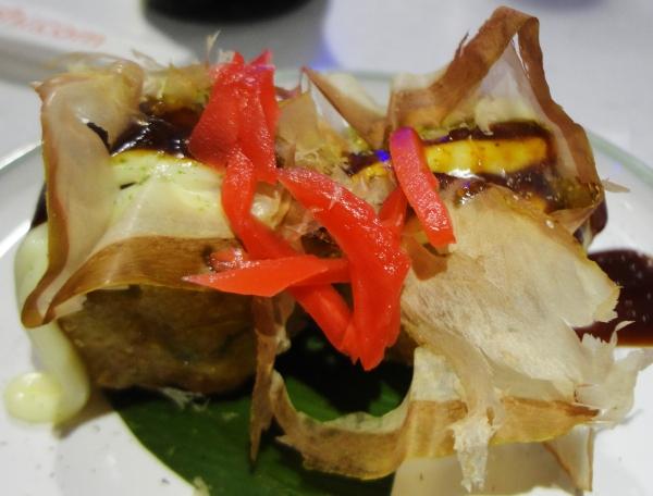 Yo! Sushi Takoyaki