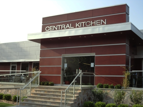Welcome to Central Kitchen