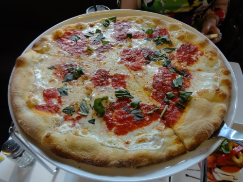 Brick Oven Margarita Pizza