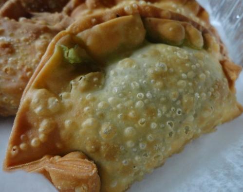 Empanada Mania Closeup