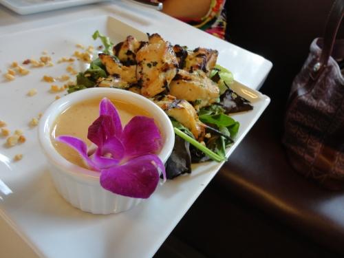 Central Kitchen's rendition of Chicken Satay