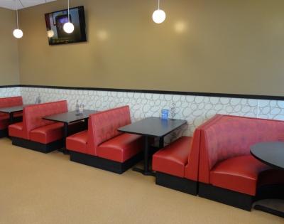 Schlotzsky's Dining Area