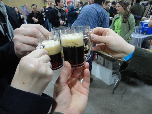 Welcome to Morristown's Big Brew Beer Festival