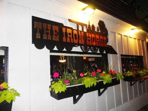 Iron Horse Front Door