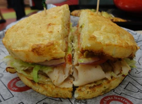 Schlotzsky's Sandwich