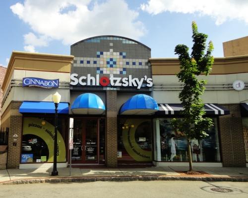Schlotzsky's Front Door