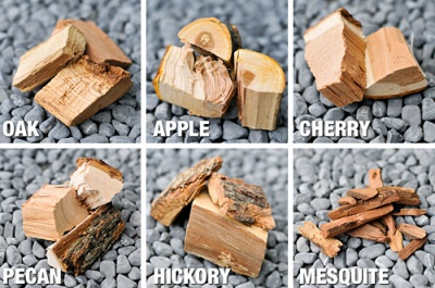 Pick a wood!  Any wood!