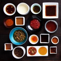 Saucey... Sauce... Sauce... I Love Sauce!