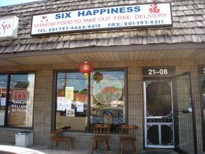 Ye Olde Six Happiness