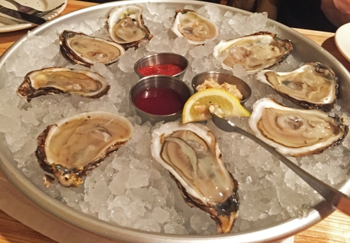 if you don't order Oysters when you visit Brigantine Seafood we can no longer be friends.