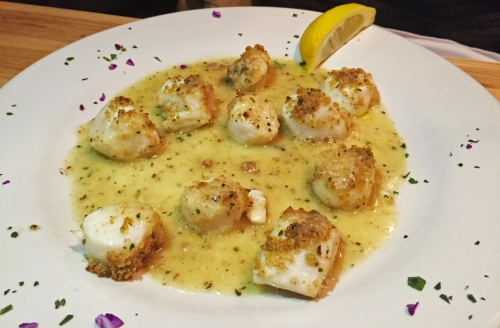 Hello friends, meet these life altering scallops.